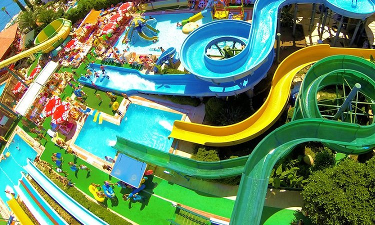 Marmaris Atlantis Waterpark