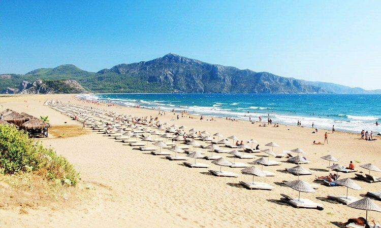 Marmaris Turtle Beach Dalyan