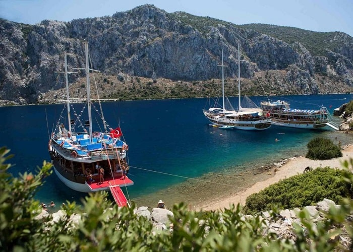 When is the best time in Marmaris?