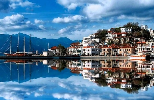 History of Marmaris Turkey