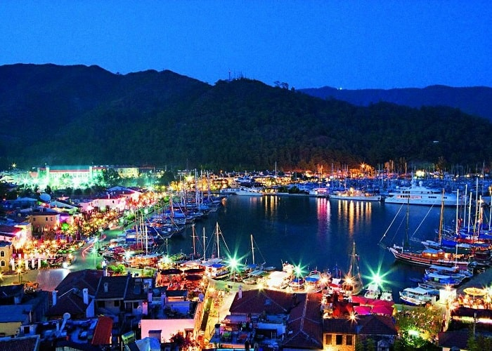 Where to buy souvenirs & shopping in Marmaris Turkey