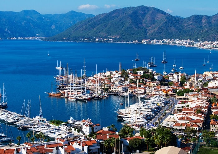 What are the best hotel to stay in Marmaris Turkey