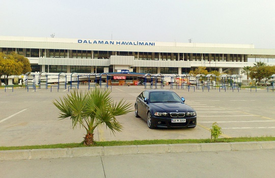How to Get From the Dalaman Airport to Marmaris or Icmeler