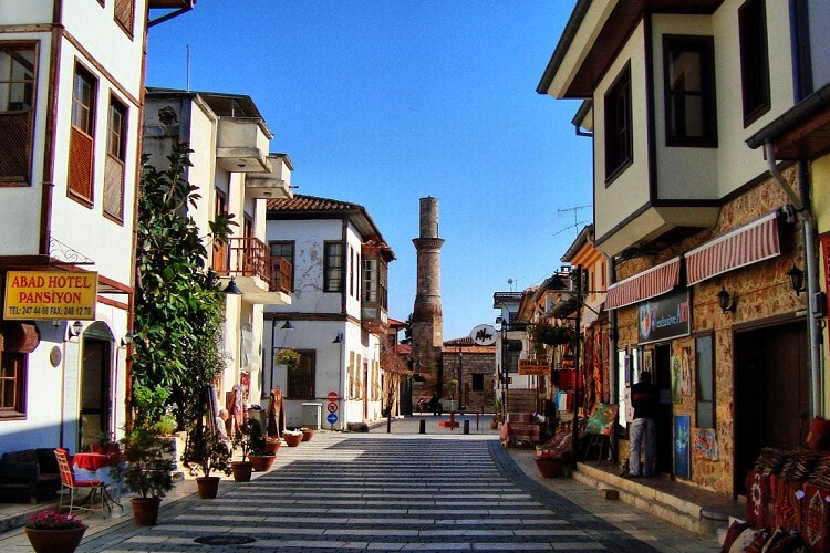Is it safe to visit Antalya Advice for Travel