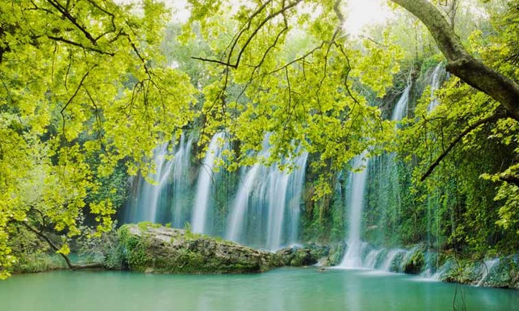 Kursunlu Waterfall Nature Park